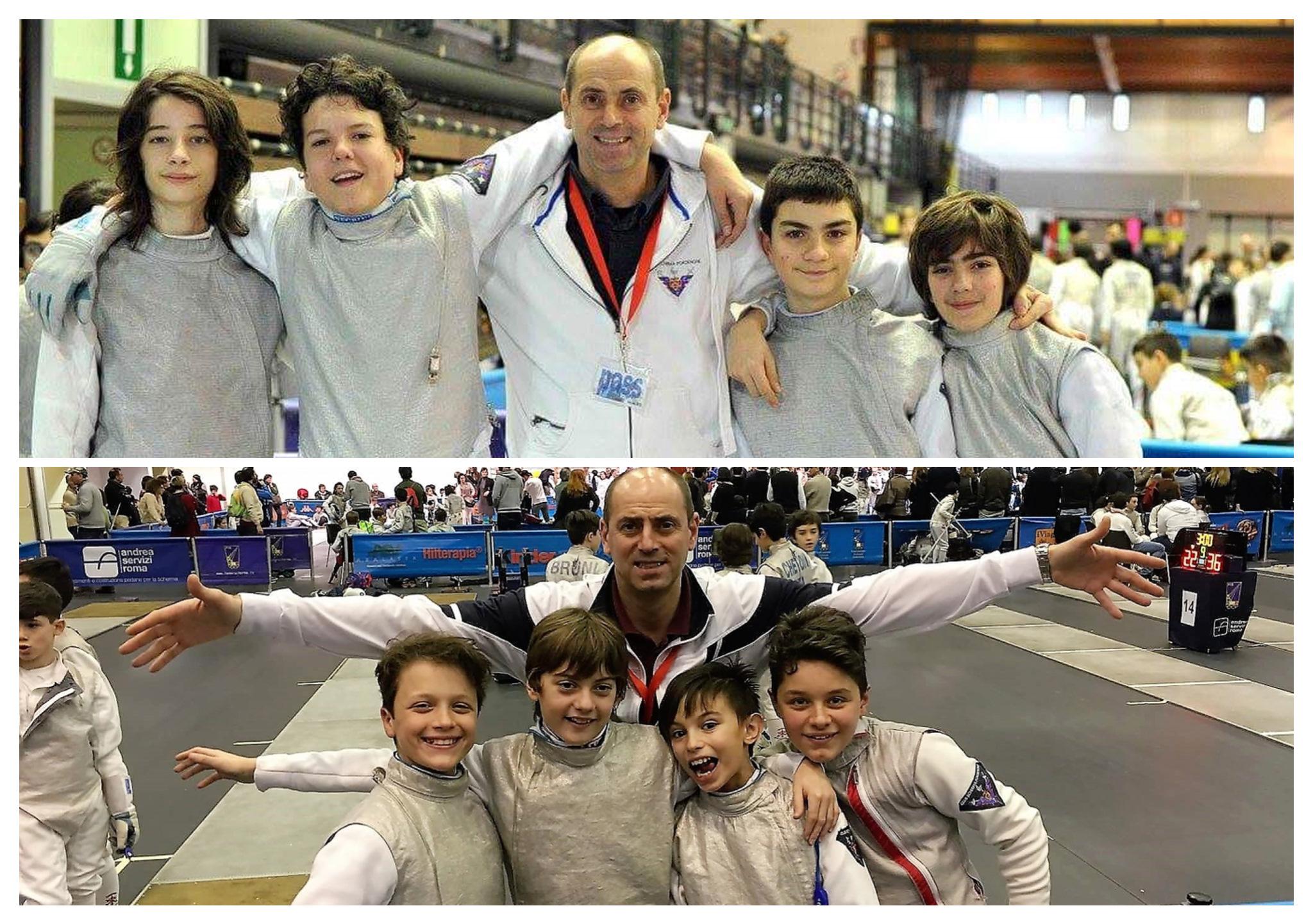 nazionale squadre bolzano_collage