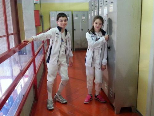 San Quirino Trofeo Flos Duellatorum – Ernesto e Francesca