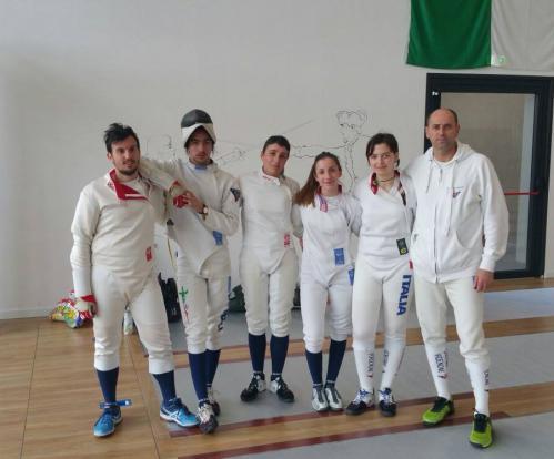 "Trofeo ""Lancillotto e Ginevra"" – Verona"