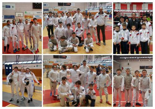 """Codroipo - 3^ Prova Gran Premio Regionale """"Junior"""" Gpg - Prime Lame/Esordienti fioretto e spada - 2^ Prova Gran Premio Regionale """"Superior"""""""