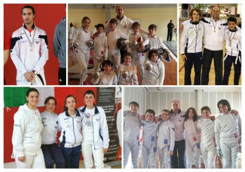 Qualificazione Regionale Coppa Italia – Trofeo Spada a Squadre GPG a San Quirino
