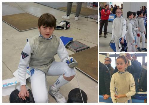 Assisi - 2^ Nazionale Fioretto Gran Premio Giovanissimi U14