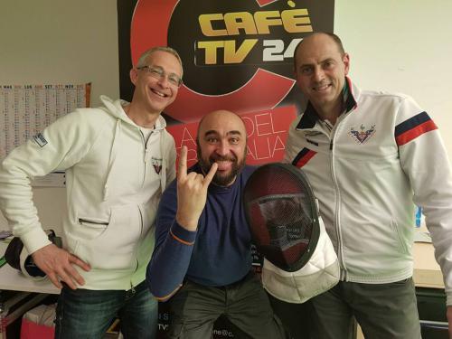 Partecipazione a Xtreme su CafèTV24