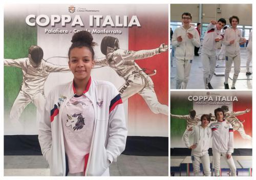 Casale Monferrato –Coppa Italia Nazionale Cadetti e Giovani