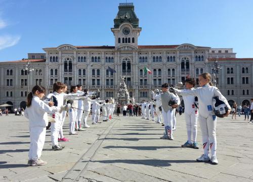 Flashmob Regionale FVG