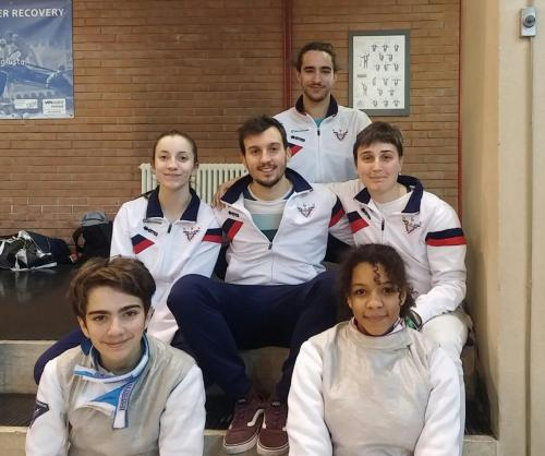 Vicenza - Trofeo Lui e Lei Spada e Fioretto
