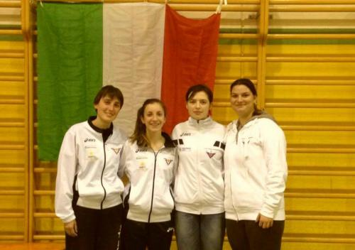 "Treviso Trofeo ""Lame in Rosa"" Spada Assoluti"