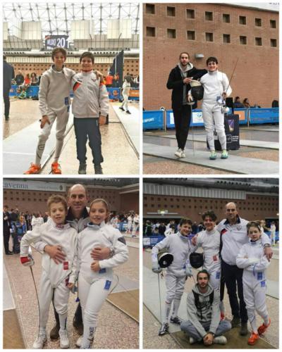 Ravenna - 1^ p. Gran Prix Kinder +sport Spada