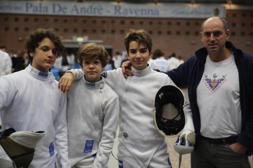 Ravenna - Prima Nazionale Giovani