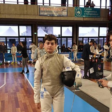 La Spezia - Seconda Prova Gran Prix Kinder + Sport.