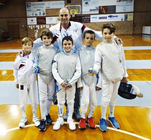 "San Daniele - Grand Premio Regionale ""Libertas"" Junior spada/fioretto"