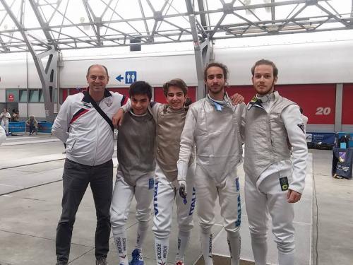 Adria - Campionato Nazionale a Squadre Fioretto B2