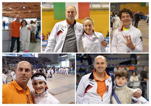 """Riccione - Gran Premio Giovanissimi """"Renzo Nostini"""" – Trofeo """"Kinder +Sport"""""""